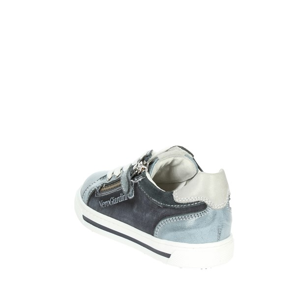 <Nero Giardini Shoes Low Sneakers Blue/Grey P833020M/214