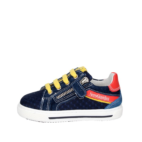 Nero Giardini Shoes Sneakers Blue P823024M/200