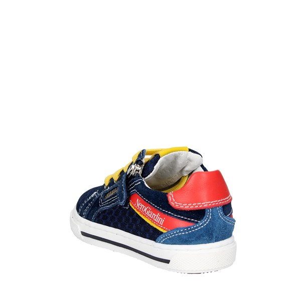 <Nero Giardini Shoes Low Sneakers Blue P823024M/200