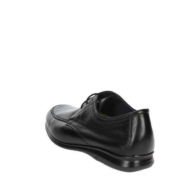 Baerchi Shoes Comfort Shoes  Black 3590