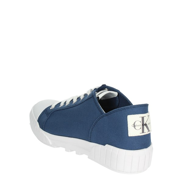 Calvin Klein Jeans Shoes Sneakers Light Blue S0560