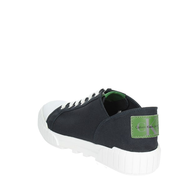 Calvin Klein Jeans Shoes Sneakers Blue S0560