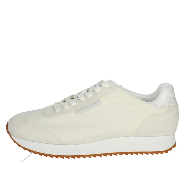 Calvin Klein Jeans Shoes Sneakers White S0536