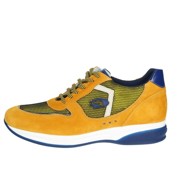 Cristiano Gualtieri Shoes Low Sneakers Yellow 539(1)