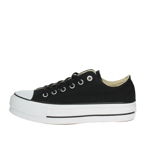 Converse Shoes Low Sneakers Black 560250C
