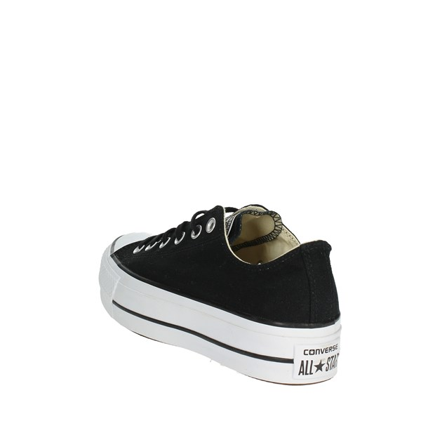 <Converse Shoes Low Sneakers Black 560250C