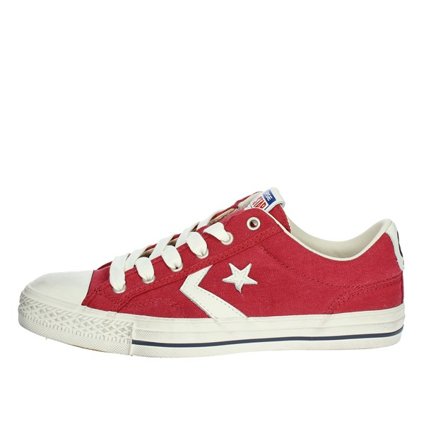 Converse Shoes Sneakers Red 160923C