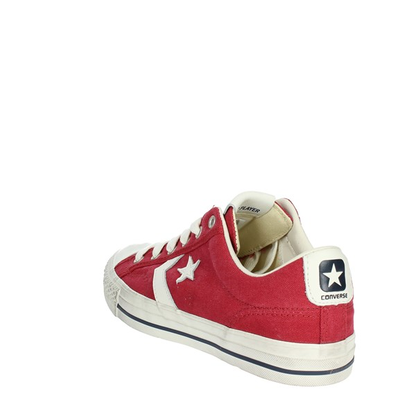 <Converse Shoes Sneakers Red 160923C