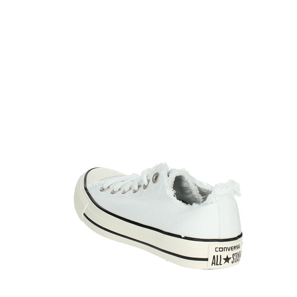 <Converse Shoes Low Sneakers White 160946C