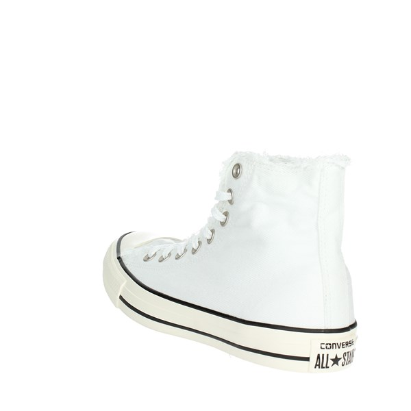 <Converse Shoes Sneakers White 161016C