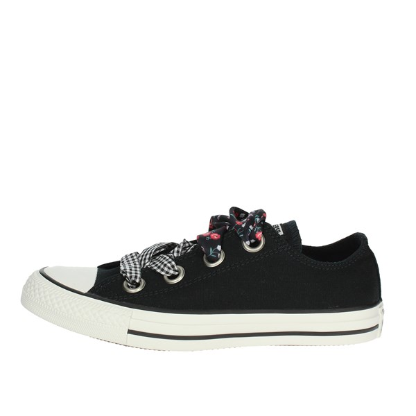 Converse Shoes Low Sneakers Black 560978C