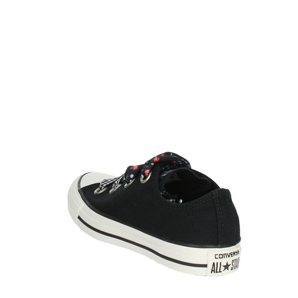 <Converse Shoes Low Sneakers Black 560978C