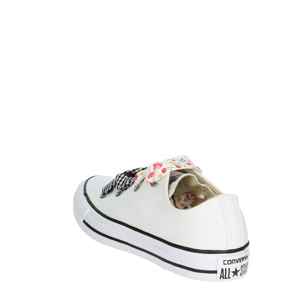 <Converse Shoes Low Sneakers White 560979C