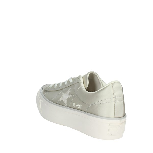 <Converse Shoes Low Sneakers Ice grey 560990C