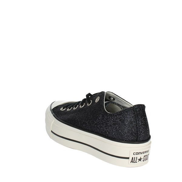 <Converse Shoes Low Sneakers Black 561040C