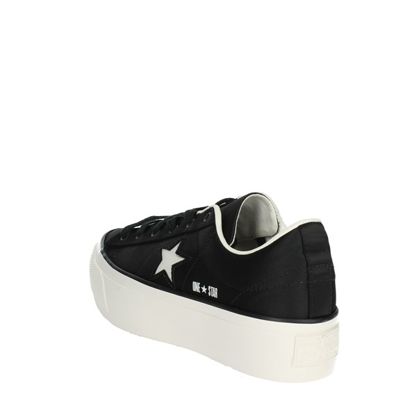 <Converse Shoes Low Sneakers Black 561213C