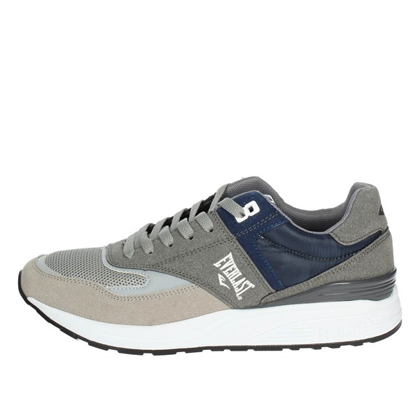 Everlast Shoes Low Sneakers Grey SK-203