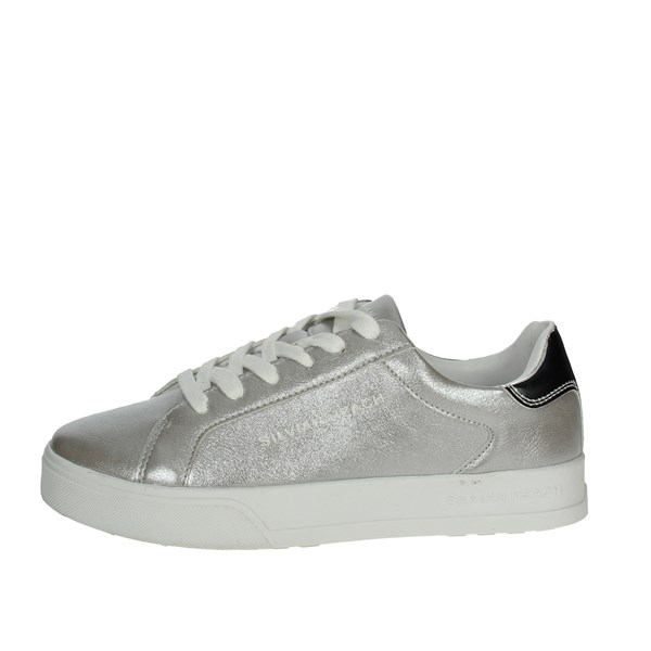 Silvian Heach Shoes Low Sneakers Silver SH-25