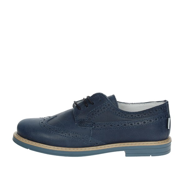 Melania Shoes Brogue Blue ME6003F8E.G