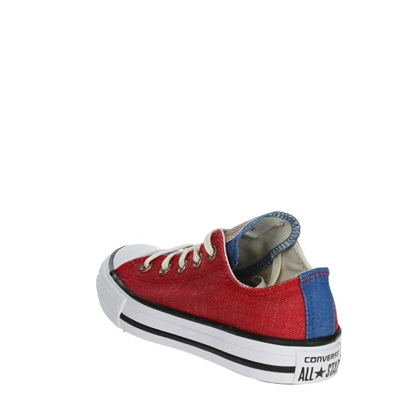 Converse Shoes Sneakers Red/blue 659966C