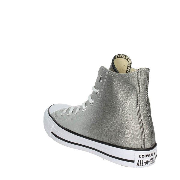 <Converse Shoes High Sneakers Grey 159523C