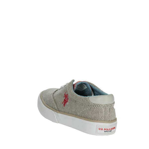 U.s. Polo Assn Shoes Sneakers Beige GALAB4174S8/T2