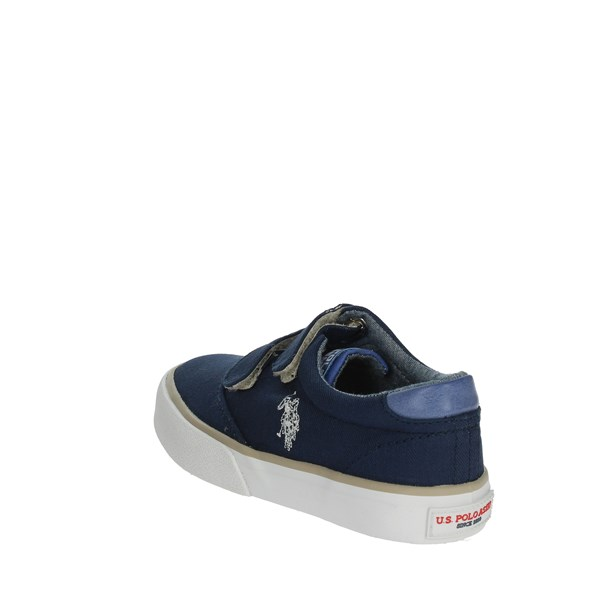 U.s. Polo Assn Shoes Sneakers Blue GALAB4173S8/C1