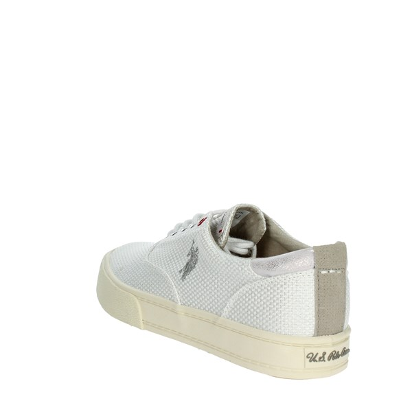 U.s. Polo Assn Shoes Sneakers White GALAD4130S8/T1
