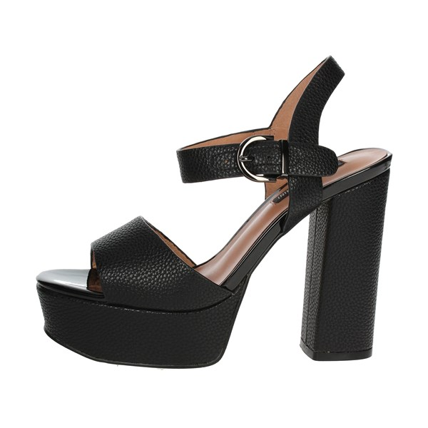 Luciano Barachini Shoes Sandal Black 11323B