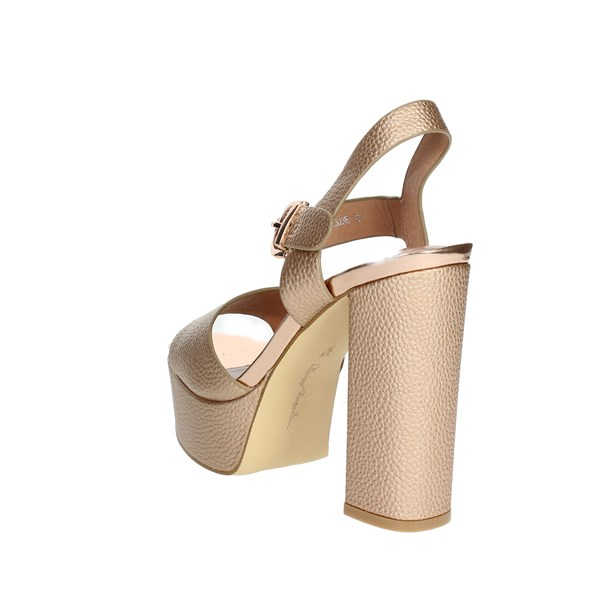 Luciano Barachini Shoes Sandals Light dusty pink 11323E