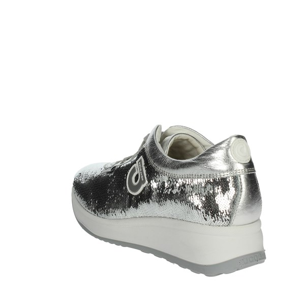 Agile By Rucoline  Shoes Sneakers Silver 1315