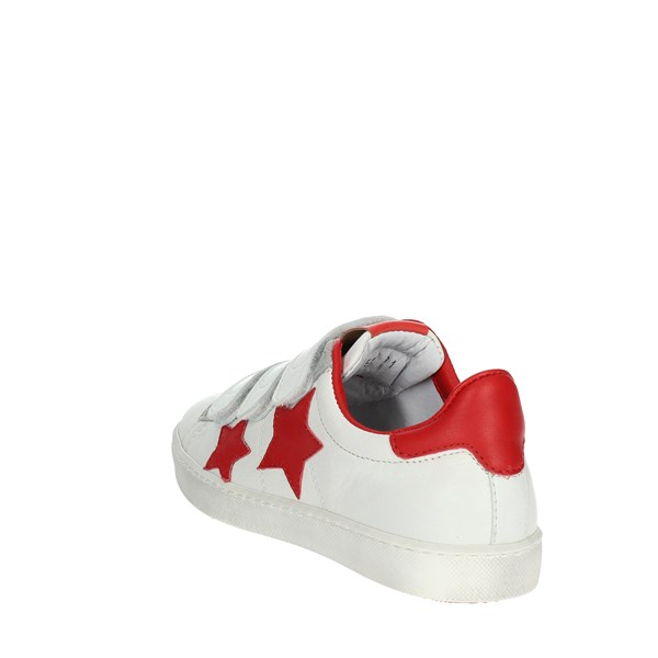 Ciao Bimbi Shoes Sneakers White/Red 4655.36
