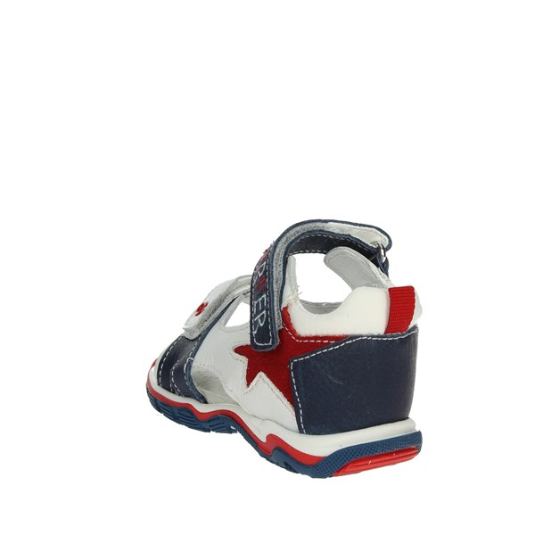Mkids Shoes Sandals White MK8436B8E.A