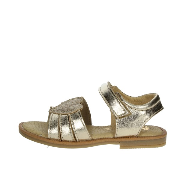 Mkids Shoes Sandals Gold MK4311D8E.B