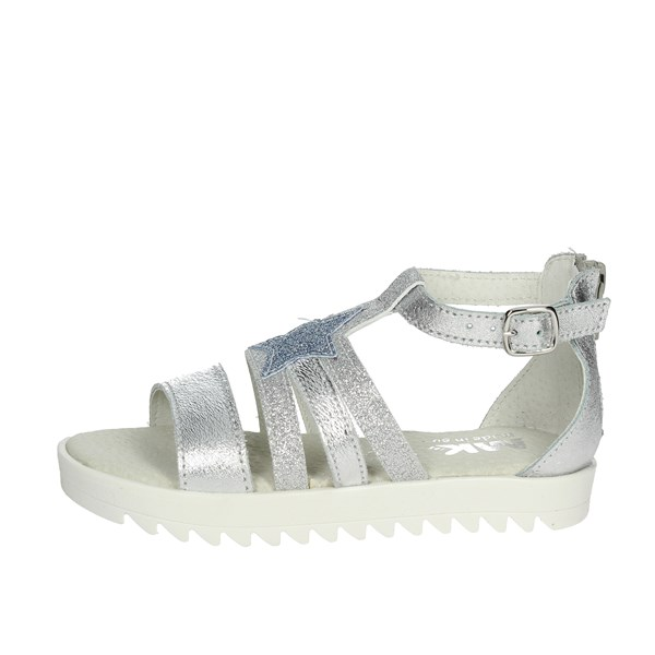 Mkids Shoes Sandals Silver MK4515D8E.A