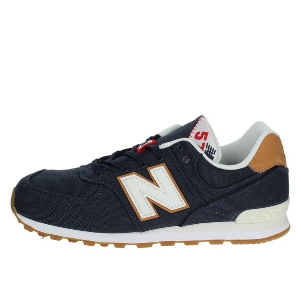 New Balance Shoes Low Sneakers Blue GC574T1
