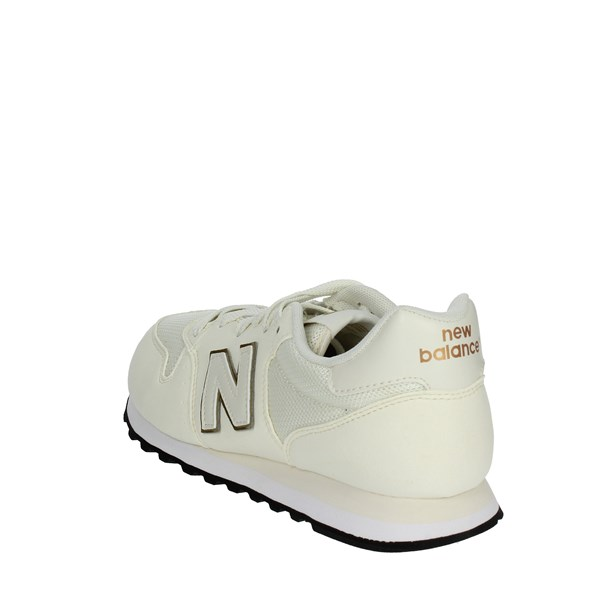 <New Balance Shoes Low Sneakers Creamy-white GW500OGO