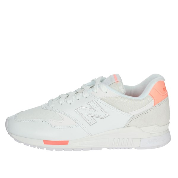 New Balance Shoes Low Sneakers White WL840WF