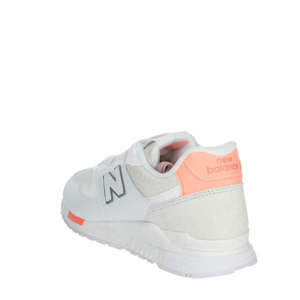 <New Balance Shoes Low Sneakers White WL840WF