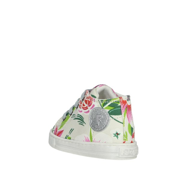 Falcotto Shoes Sneakers Flowered 0012012275.03.9121