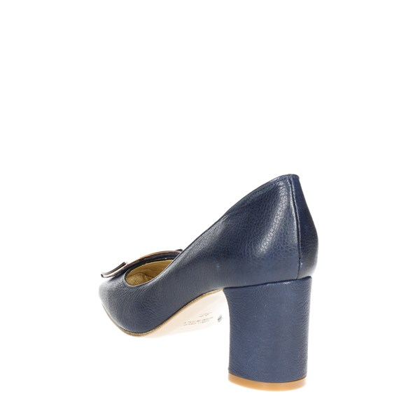 Angela C. Shoes Pumps Blue 8634
