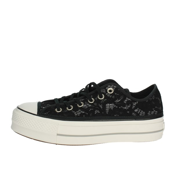 Converse Shoes Low Sneakers Black 561287C
