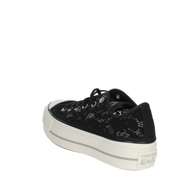 <Converse Shoes Low Sneakers Black 561287C