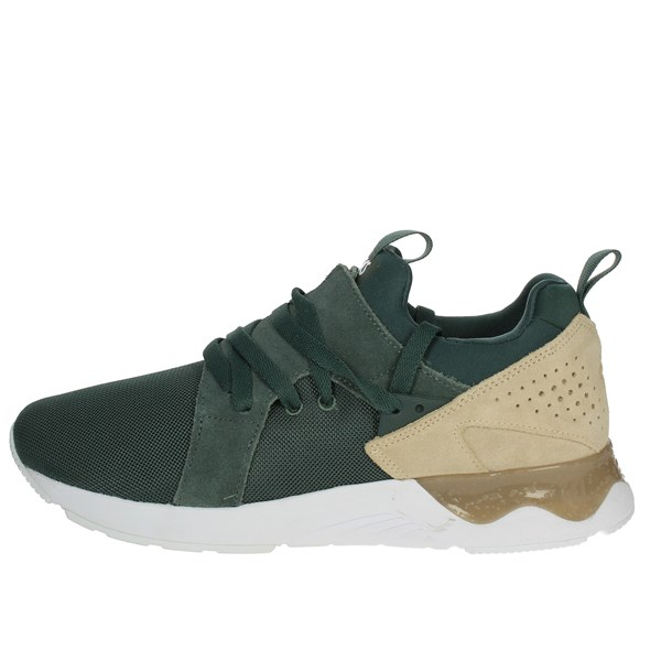 Asics Shoes Sneakers Dark Green H817L..8205