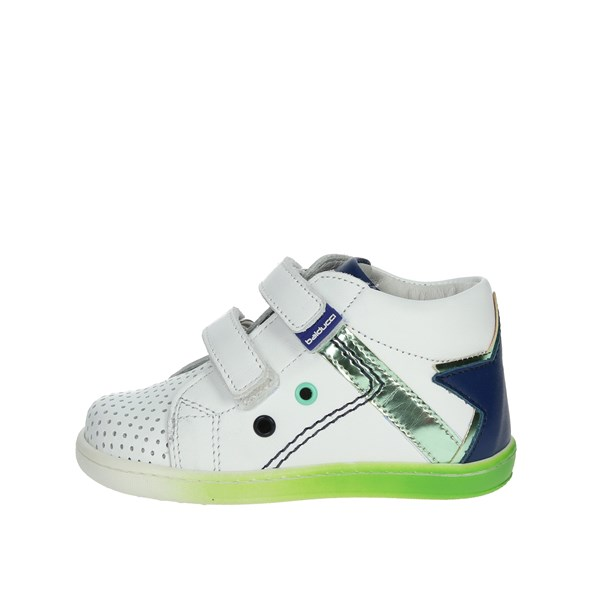 Balducci Shoes Low Sneakers White CITA1035