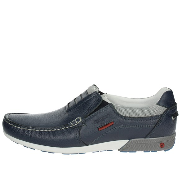 Grisport Shoes Moccasin Blue 43201L5