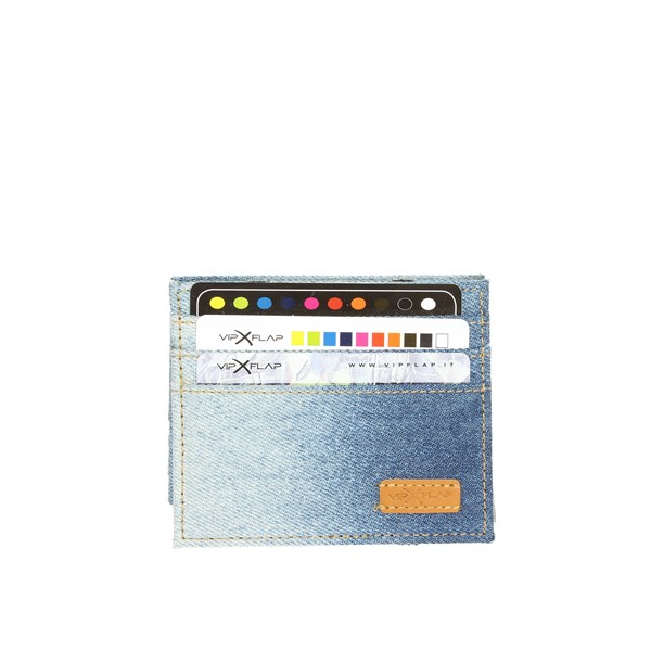 Vip Flap Accessories Card holders Jeans VIPDENIM.BLJ