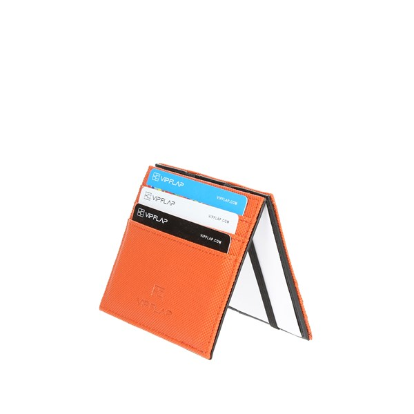 Vip Flap Accessories Card holders Orange VIPGUM.ARANC