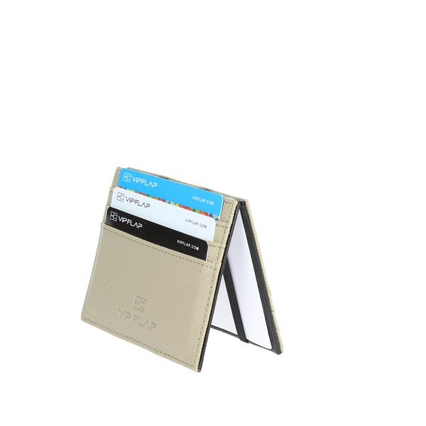 Vip Flap Accessories Card holders Beige VIPGUM.KAKI