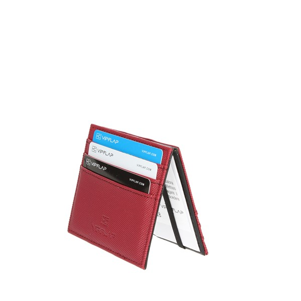 Vip Flap Accessories Card holders Burgundy VIPGUM.BORDX
